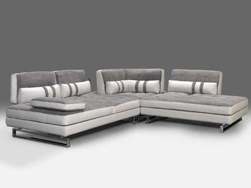 Итальянская мягкая мебель Boss фабрики Cappellini Salotti