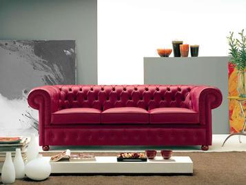Итальянская мягкая мебель Chester фабрики Cappellini Salotti