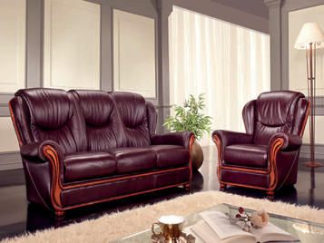 Итальянская мягкая мебель Adelaide фабрики Cappellini Salotti
