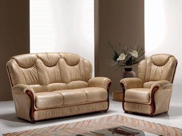 Итальянская мягкая мебель Vicky фабрики Cappellini Salotti