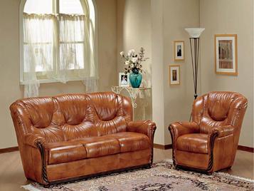 Итальянская мягкая мебель Louis фабрики Cappellini Salotti
