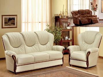Итальянская мягкая мебель Martin фабрики Cappellini Salotti