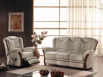 Итальянская мягкая мебель Lagos фабрики Cappellini Salotti
