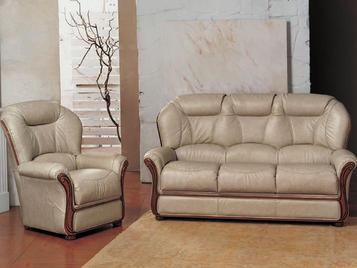 Итальянская мягкая мебель Tony фабрики Cappellini Salotti