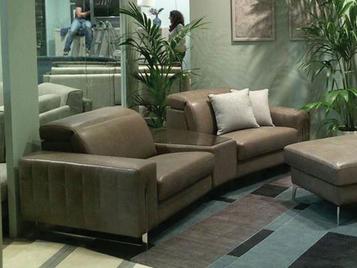 Итальянская мягкая мебель Trilussa фарики FDESIGN