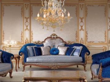 Итальянская мягкая мебель Claire Epoque фабрики Carlo Asnaghi
