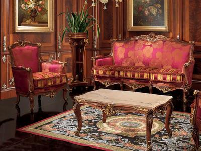 Итальянская мягкая мебель Temoe Elegance фабрики Carlo Asnaghi