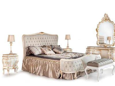 Итальянская спальня Bellissima фабрики Exedra