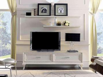 Итальянская мебель для ТВ Casa Bella фабрики GIORGIOCASA