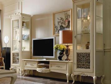 Итальянская мебель для ТВ Memorie Veneziane фабрики GIORGIOCASA