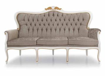 Итальянские классические кресла и диваны фабрики SEVENSEDIE. Часть 1.