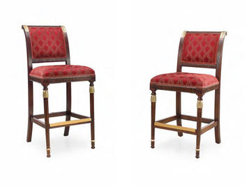 Итальянские классические барные стулья фабрики SEVENSEDIE
