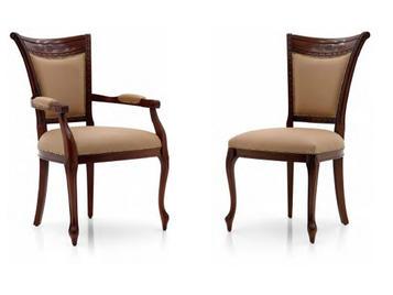 Итальянские классические стулья фабрики SEVENSEDIE. часть 2.