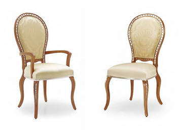 Итальянские классические стулья фабрики SEVENSEDIE. часть 1.