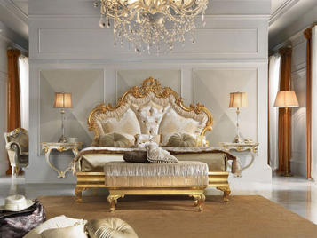 Итальянская спальня Diamante фабрики Casa +39