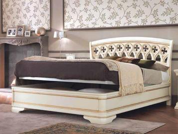 Итальянская подъемная кровать Palazzo Ducale Laccato фабрики Prama