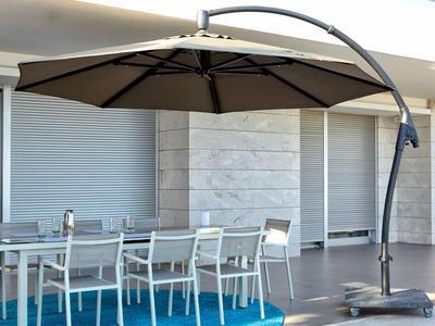 Уличные зонты Rio фабрики SKYLINE DESIGN