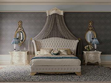 Итальянская спальня Vittoria фабрики Bakokko