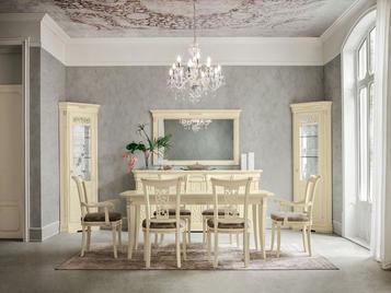 Итальянская Гостиная Tiffany laccato фабрики Dall'Agnese