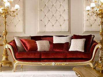 Итальянская мягкая мебель фабрики ANDREA FANFANI (Композиция 2)