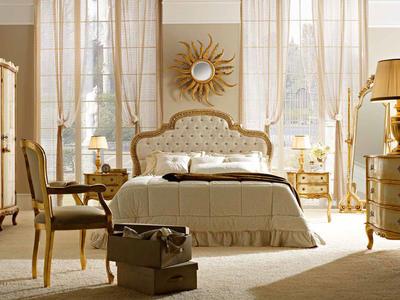 Итальянская спальня фабрики ANDREA FANFANI (Композиция 12)