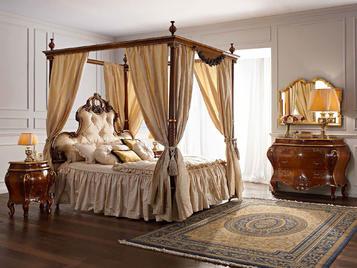 Итальянская спальня фабрики ANDREA FANFANI (Композиция 14)