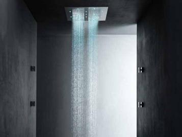 Испанские аксессуары для ванной Kromoterapia фабрики MAIER