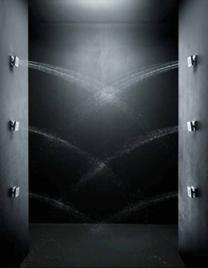 Испанские аксессуары для ванной Hydroterapia фабрики MAIER