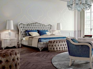 Итальянская спальня Paris фабрики CARPANESE HOME