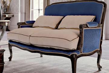 Итальянский диван 6539 фабрики CARPANESE HOME