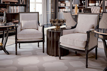 Итальянское кресло 6044 фабрики CARPANESE HOME