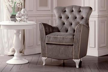 Итальянское кресло 5144 фабрики CARPANESE HOME