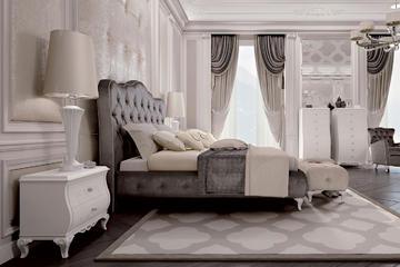 Итальянская кровать 5189 фабрики CARPANESE HOME