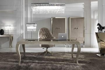 Итальянский письменный стол Post Glass фабрики DV HOME