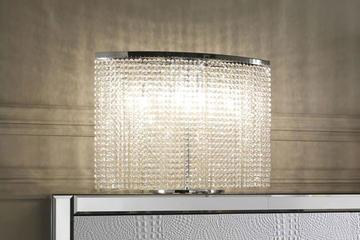 Итальянская настольная лампа Conrad фабрики DV HOME