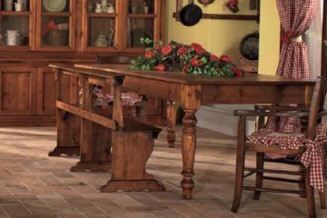 Итальянский стол SANDRA фабрики TIFERNO
