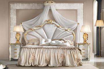 Итальянская кровать Rossini фабрики Casa +39