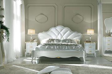Итальянская кровать Giulietta Laccato фабрики Casa +39