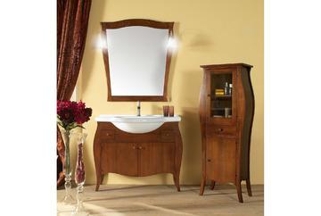 Итальянская мебель для ванной 8939 DELUXE фабрики TIFERNO