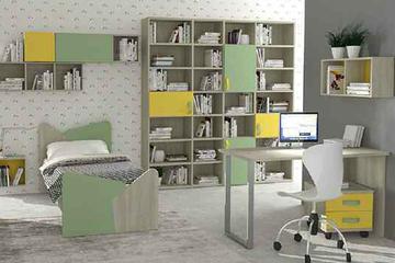 Итальянская детская спальня фабрики HAPPY (Композиция 571)