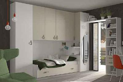 Итальянская детская спальня фабрики HAPPY (Композиция 575)