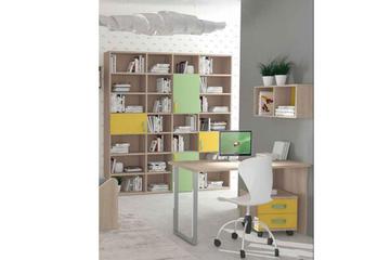 Итальянский письменный стол фабрики HAPPY (Композиция 571)