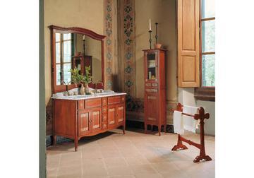 Итальянская мебель для ванной 9094 CARA фабрики TIFERNO