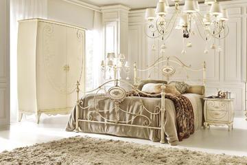 Итальянская спальня фабрики BOVA (Композиция 09)