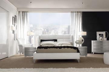 Итальянская спальня фабрики BOVA (Композиция 17)