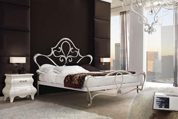 Итальянская спальня фабрики BOVA (Композиция 15)