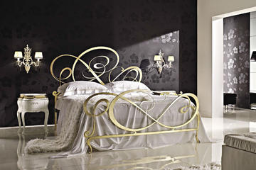 Итальянская кровать Sissy фабрики BOVA