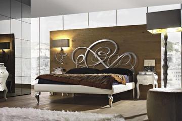 Итальянская кровать Gio фабрики BOVA
