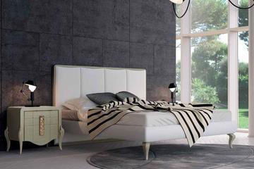 Итальянская кровать Michelle фабрики BOVA
