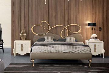 Итальянская спальня фабрики BOVA (Композиция 30)